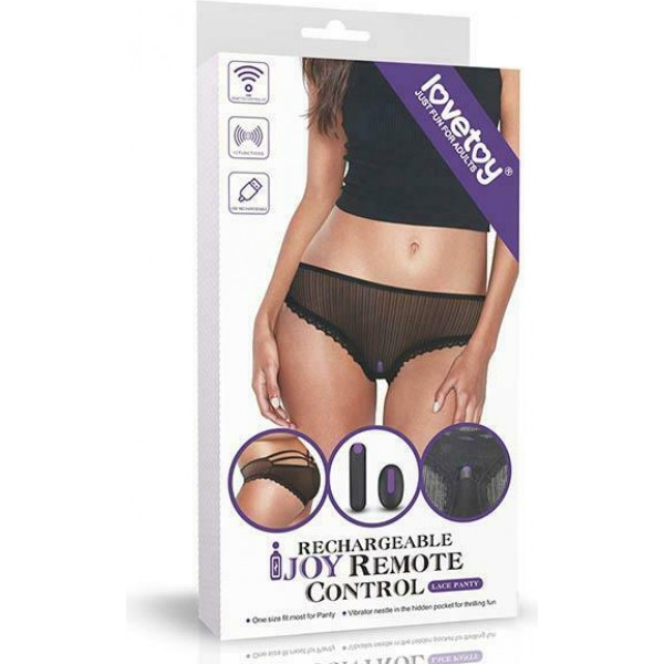 Rechargeable Remote Control vibrating panties