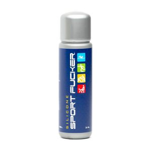 Sport Fucker Silicone Lube 100ml