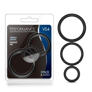 Performance VS4 Silicone Cockrings