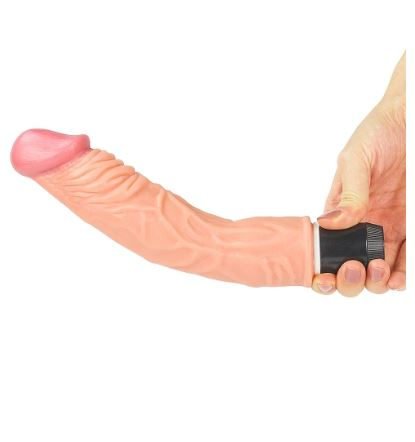9.5 Inch Real feel Flexi Vibrator